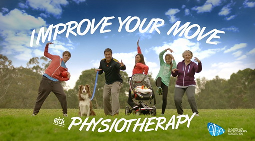 Improve yor move with Physiotherapie